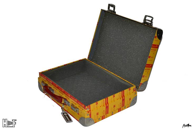 _DSC8387 Mala publicitária Kodachrome Briefcase