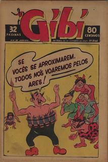 Gibi Globo 1646