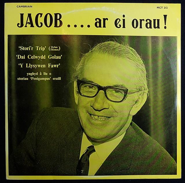 D Jacob Davies - Jacob...ar ei orau!