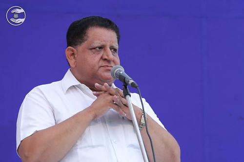 Baldev Nagpal from Bhiwani, expresses his views