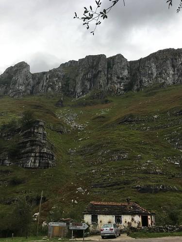 España, Cantabria, San Roque de Riomiera, La Concha