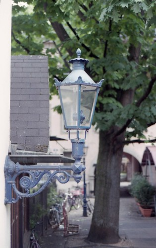 Lantern in Cologne