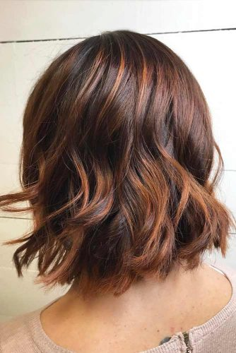 Best Medium Length Haircuts For Thick Hair 2019 -Amazing Look 2