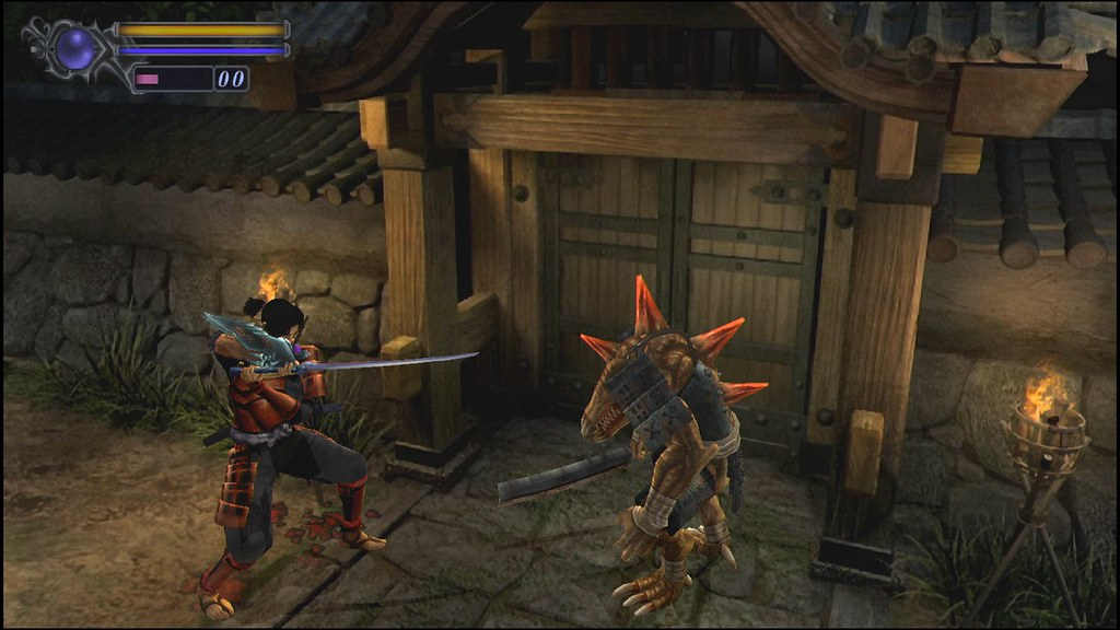 Europe-] Capcom fan-favourite Onimusha: Warlords is coming to PS4