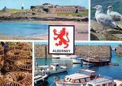 Channel Island - Alderney