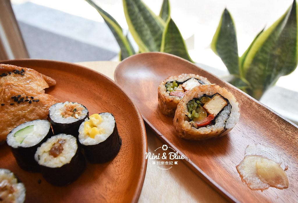蔬壽司.台中素食12