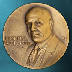 moritz Wormser medal