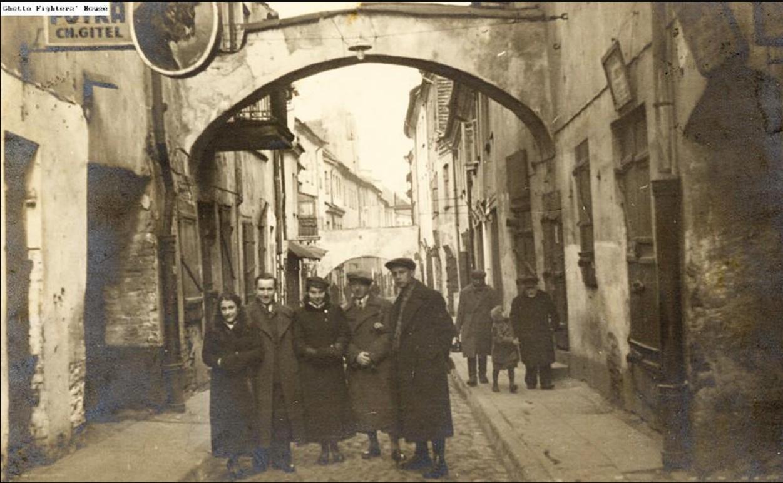 1930. В Еврейском квартале