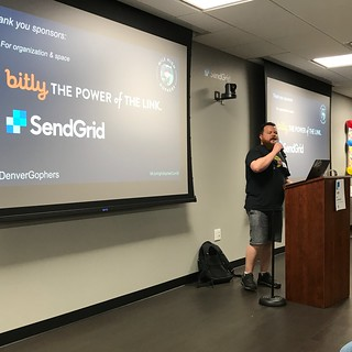 GopherCon 2018 Meetup at SendGrid