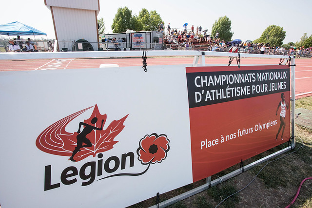 2018 Legion National Youth Track and Field Championship