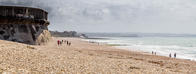 Plage d'Audreselles II, Canon EOS 60D, Canon EF 24-105mm f/4L IS
