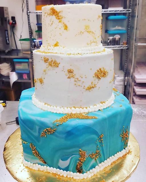 Cake by Gigi's Cupcakes Raleigh, NC