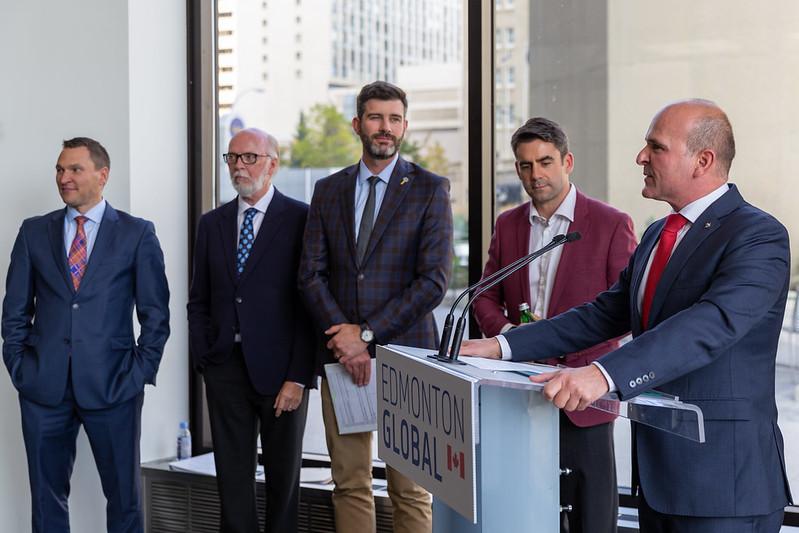 Edmonton Global Launch