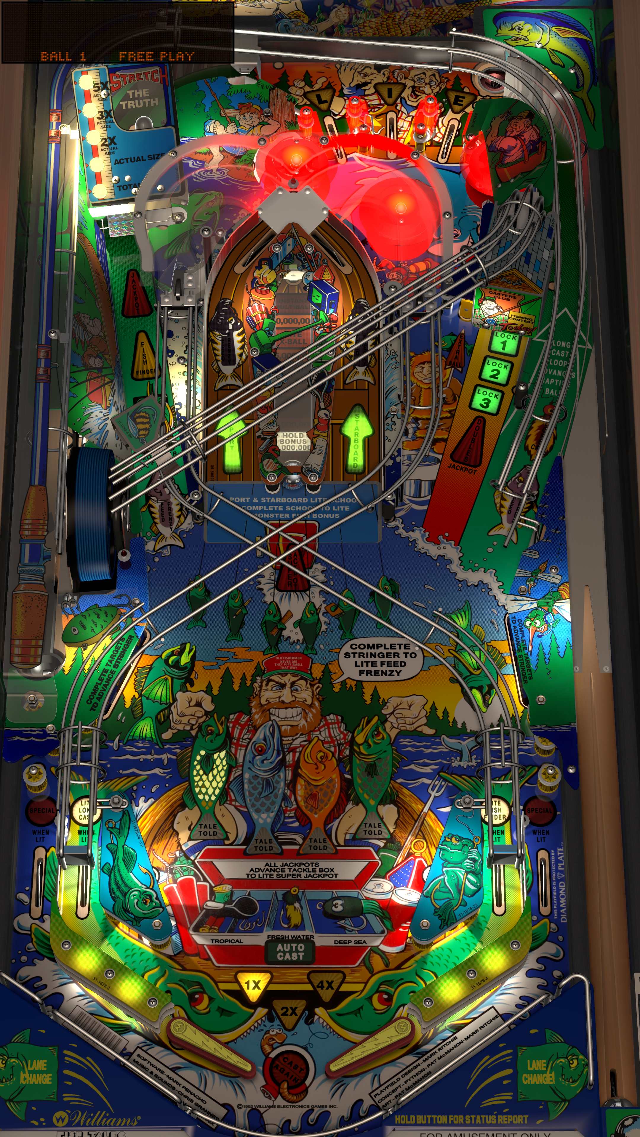 Pinball FX 3 The Williams Collection Announced | ResetEra