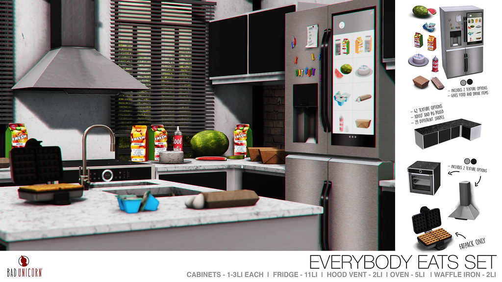 NEW! Everybody Eats set @ KUSTOM9 - TeleportHub.com Live!