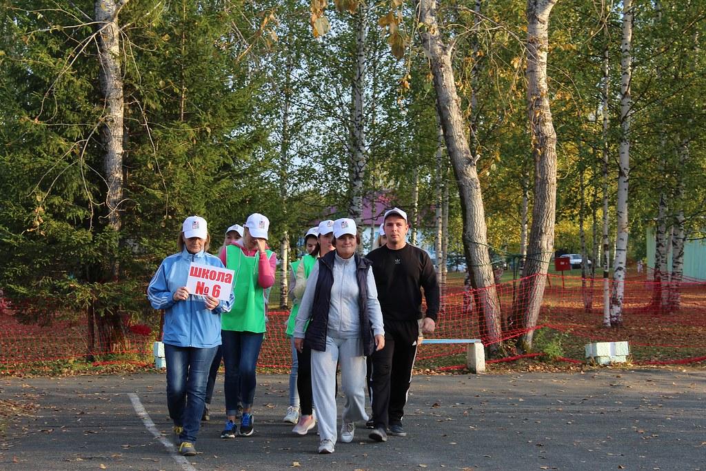 В Карпинске прошла турслётная неделя