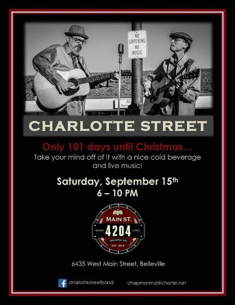 Charlotte Street 9-15-18