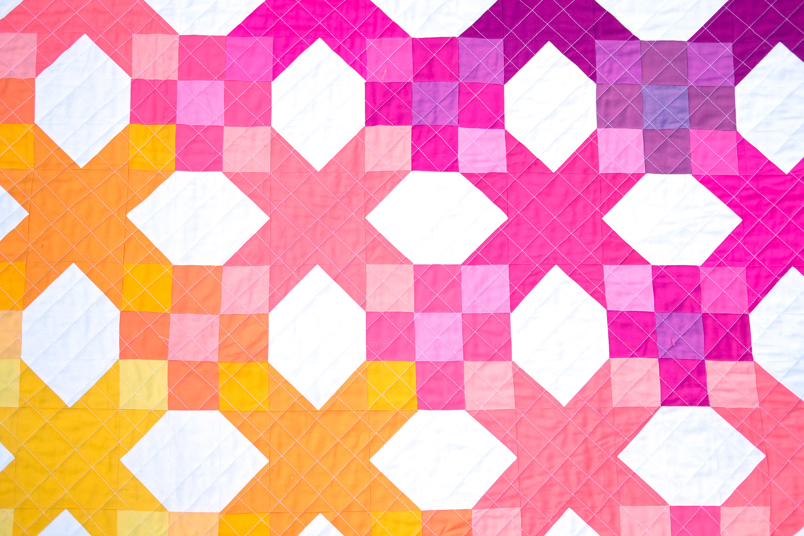 The Sunrise Katie Quilt