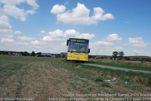 Autobus Toussaint 564118 - Ligne 421