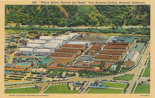 First National Studios, Burbank, California