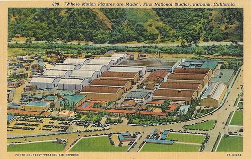 First National Studios, Burbank, California