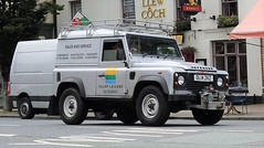 SALOP LEISURE Land Rover Defender DL14 ZKZ