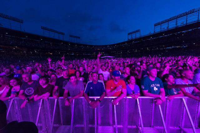 Pearl Jam Wrigley Field-5734