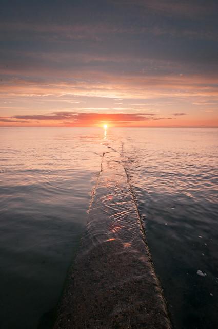 Dont walk towards the light