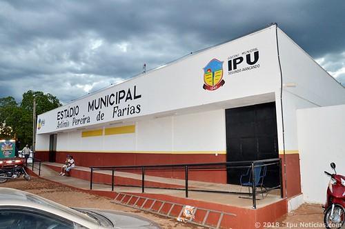 Reinauguração do Estádio Municipal