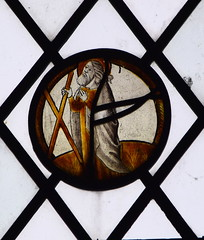 St Andrew (continental, 16th Century?)