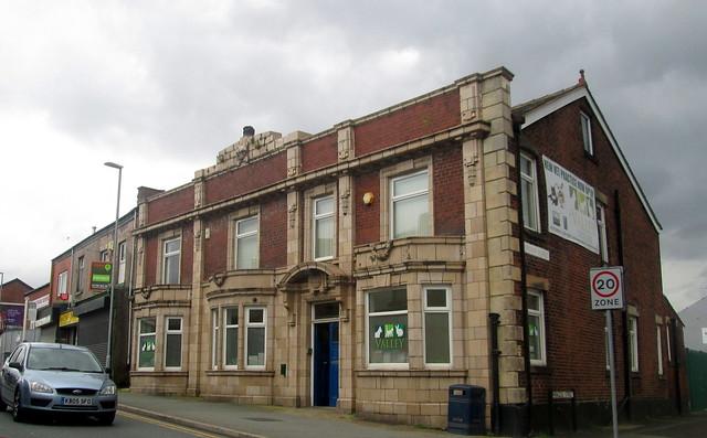 Art Deco Building, Rochdale