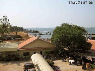 Boat Dock to surrounding Islands, Koh Kong
