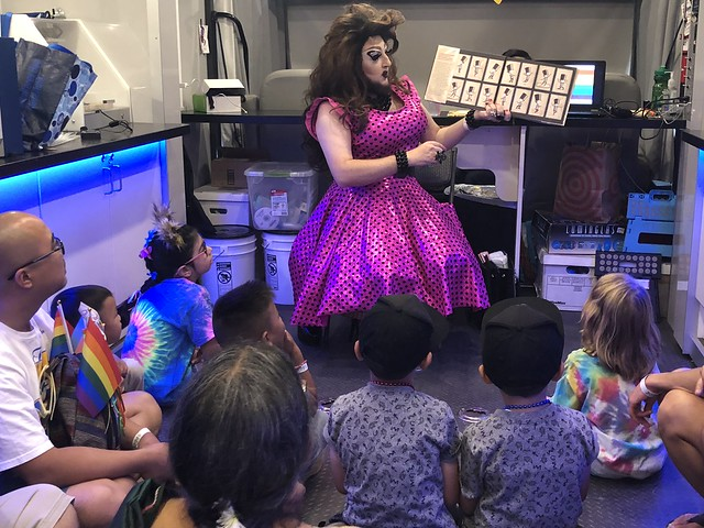 MSS Drag Queen Storytime