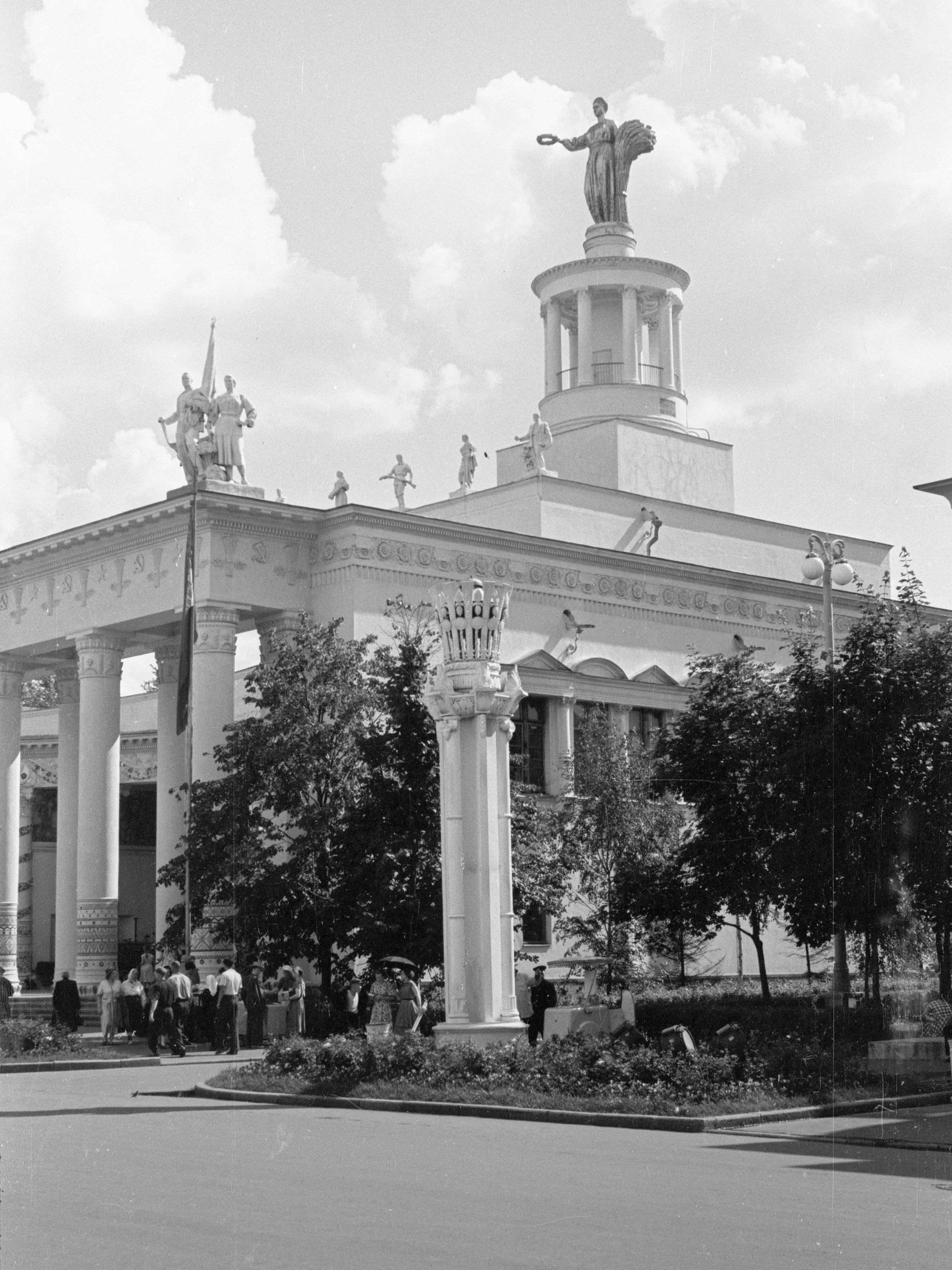 Павильон «Белорусская ССР»