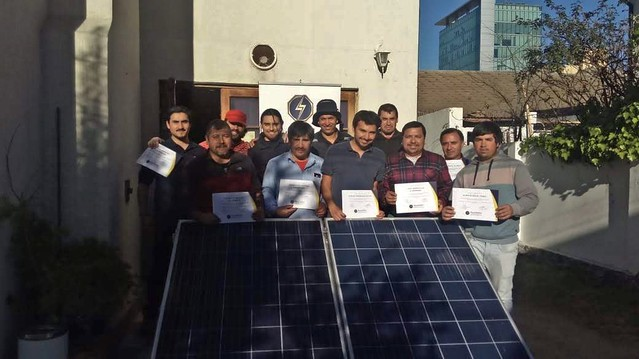 Capacitación en Energía Solar Fotovoltaica