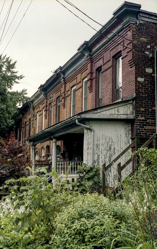 Leslieville Row Houses I