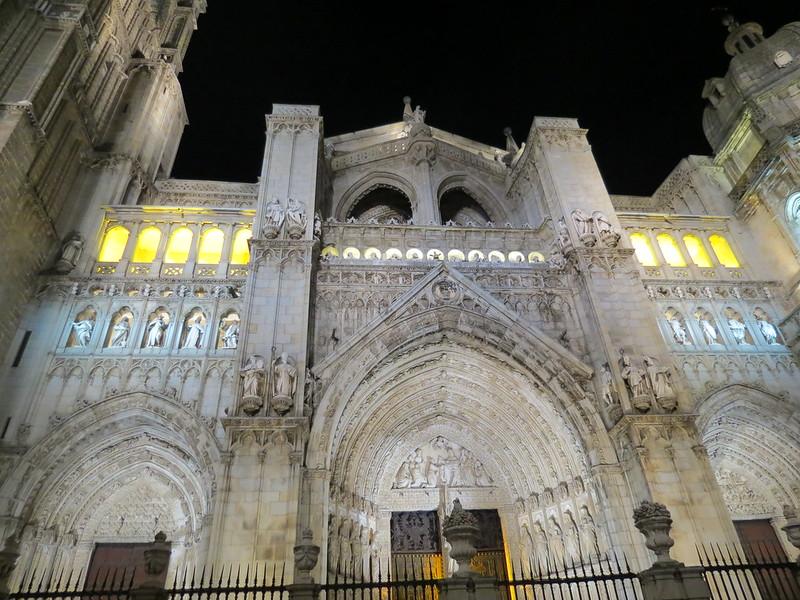 Catedral de Santa María de ToledoPuerta del PerdónPuerta del Juicio FinalPuerta del InfiernoIMG_3222