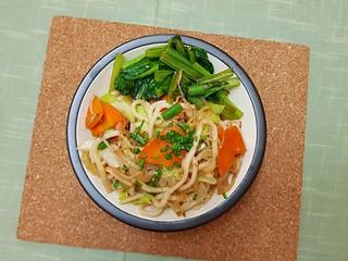 Shanghai-Style Chow Mein