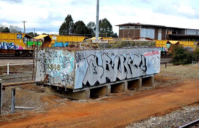 Ex NSWGR locomotive 5808, Nikon D700, AF Zoom-Nikkor 24-85mm f/2.8-4D IF