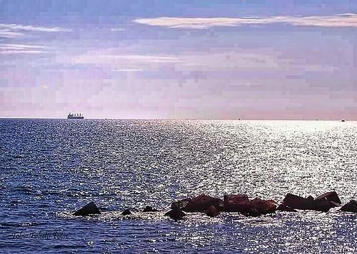 The Sea in Salerno