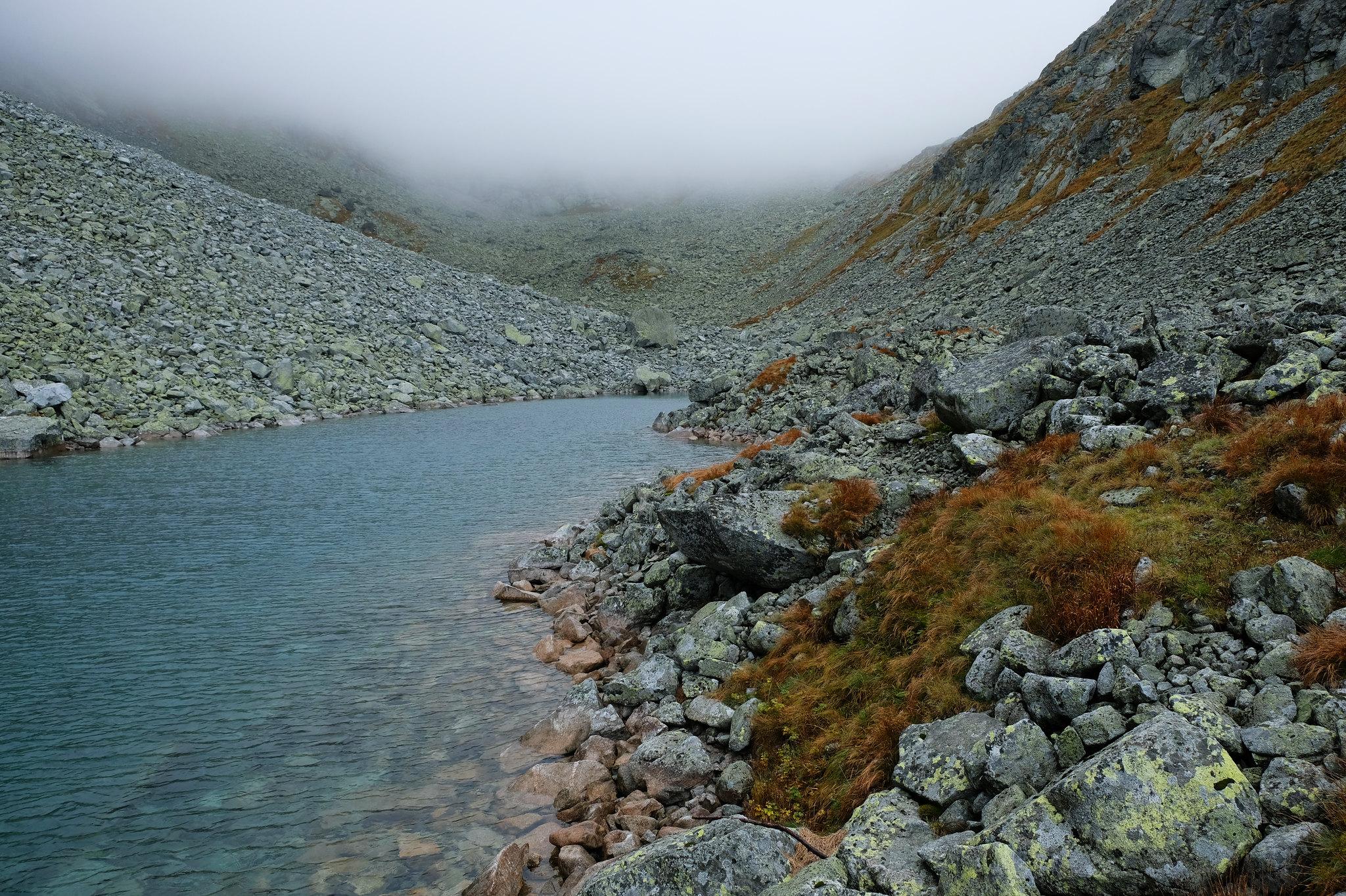Dlhé pleso, High Tatras, Slovakia