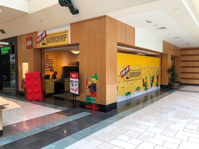 LEGO Pop-Up Store USA