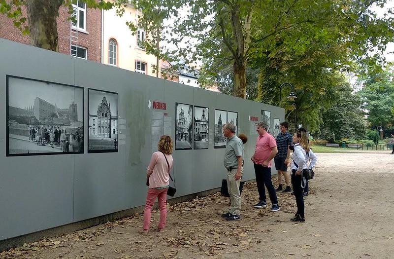 Fotos en el parque  - 29243937277 98283df960 c - Retrato de la vida en Lovaina durante la Primera Guerra Mundial