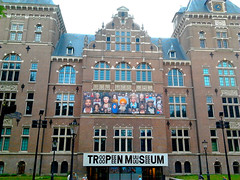 The tropical museum of Amsterdam