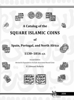 Square Islamic Coins book cover-Hohertz