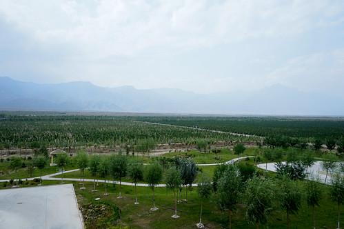 賀蘭山脈 Helan Mountain
