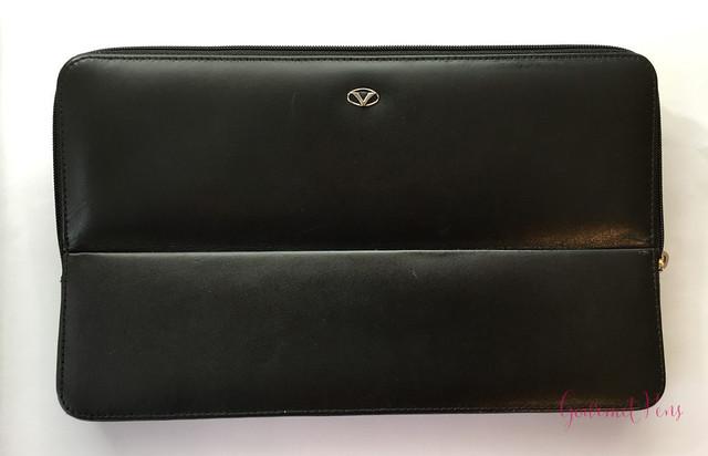 Visconti Zippered Leather Pen Cases @AppelboomLaren @CouronneduComte 17