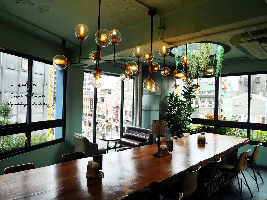 台北東門戰氣氛好情人節浪漫約會餐廳推薦Toasteria Cafe吐司利亞 (11)