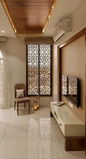 Modern Front Entrance Door Decor