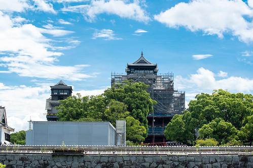 2018-8熊本城探訪